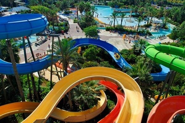 PortAventura Park water