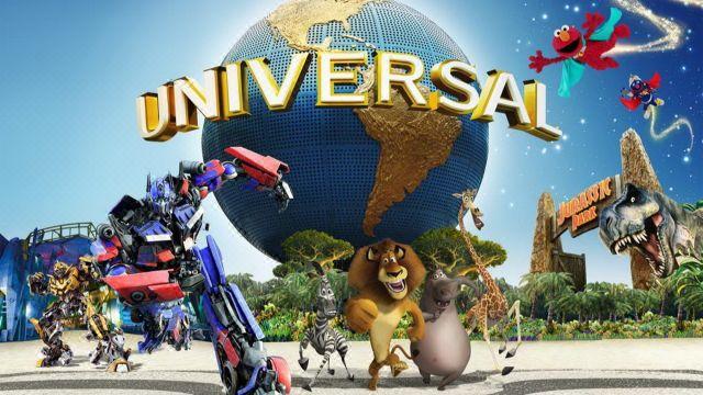 Universal Studios brand